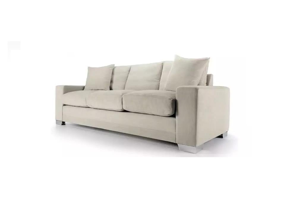Chelsea Luxury sofa in Senna Marmore fabric 1 at Just British Sofas the luxury sofa experts