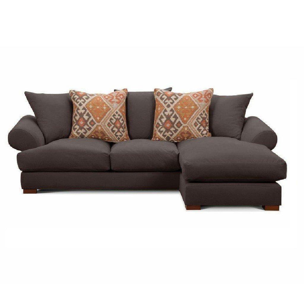 Belgravia chaise sofa just british sofas ltd london for Chaise and sofa
