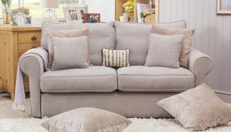 Sofa from the Surrey sofa range at Just British Sofas ltd.