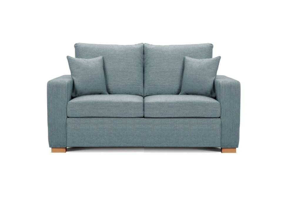 amberwell 2.5 seater sofa at Just British Sofas in Duck Egg 2