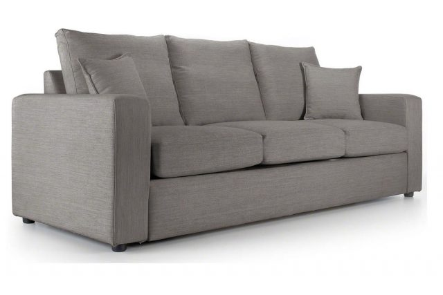 The Camberwell sofas at Just British Sofas in Grey 1
