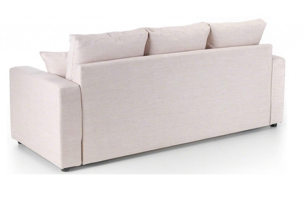 The Camberwell sofas at Just British Sofas in Taupe 1
