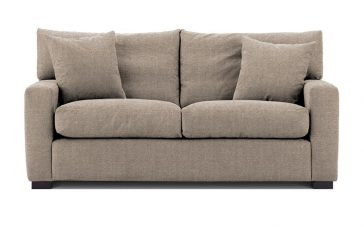 York Ancona Luxury Sofa in ancona camel at Just British Sofas