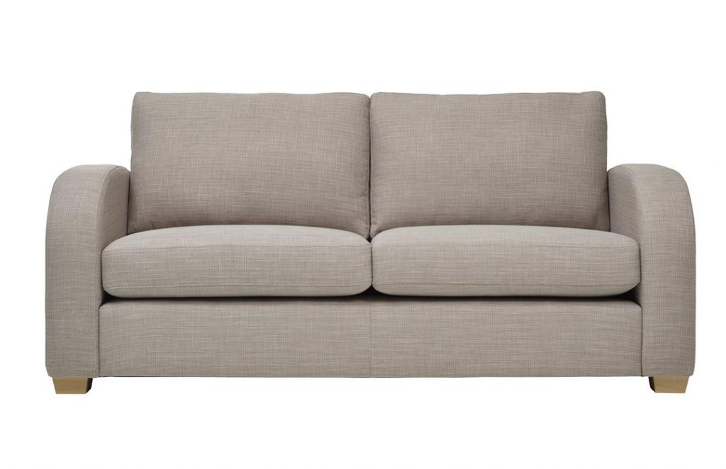 Mark Webster New York Sofa in Antelope at Just British Sofas 01932 506558 Image1