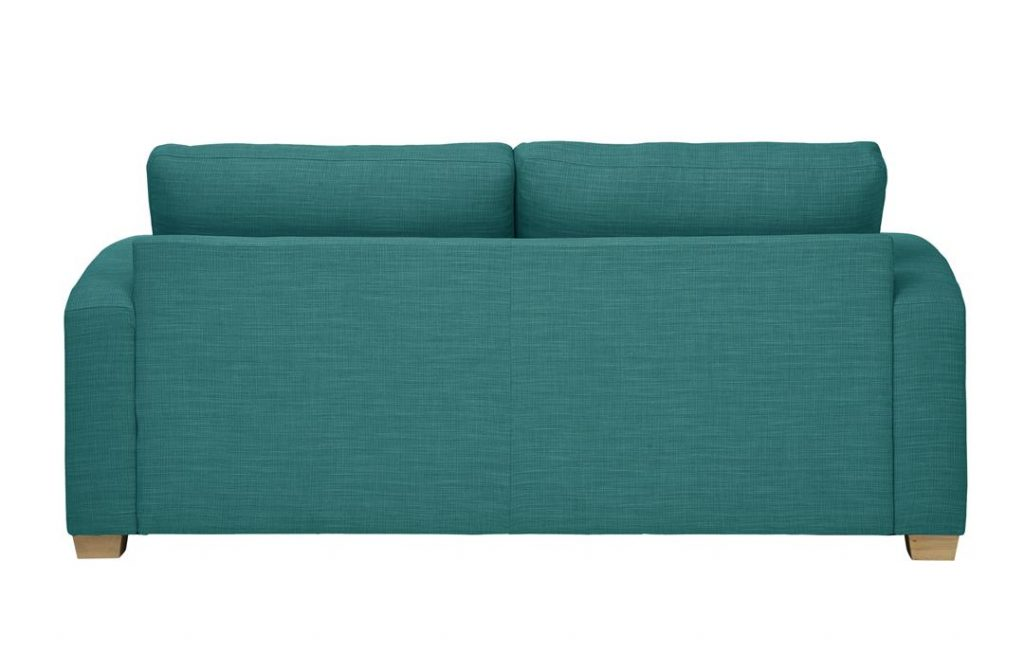 Mark Webster New York Sofa in Aquamarine at Just British Sofas 01932 506558 Image 3