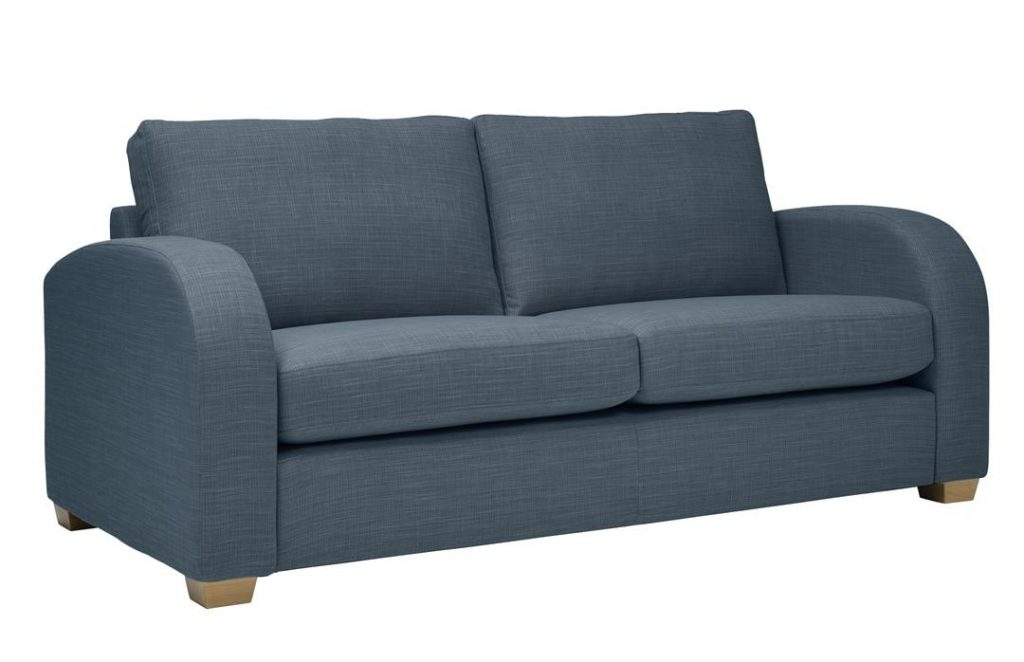 Mark Webster New York Sofa in Blue Grey at Just British Sofas 01932 506558 Image 3