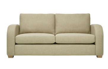 Mark Webster New York Sofa in Oatmeal at Just British Sofas 01932 506558 Image 1