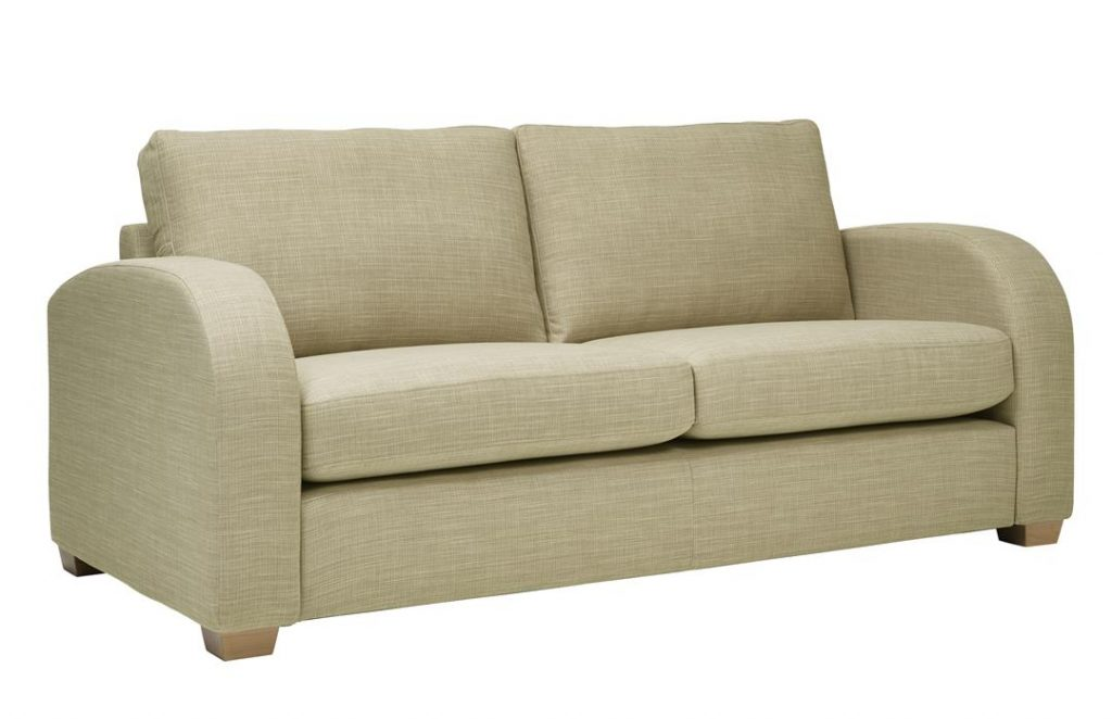 Mark Webster New York Sofa in Oatmeal at Just British Sofas 01932 506558 Image 2