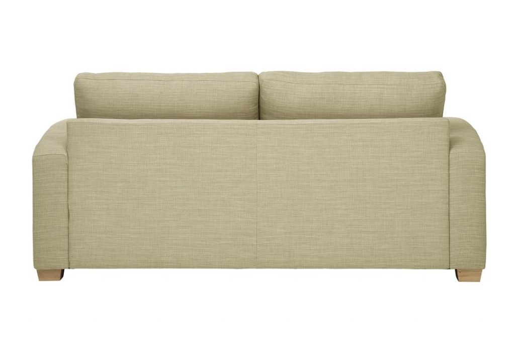 Mark Webster New York Sofa in Oatmeal at Just British Sofas 01932 506558 Image 3