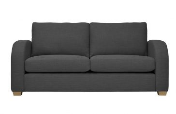 Mark Webster New York Sofa in Storm Grey at Just British Sofas 01932 506558 Image 1