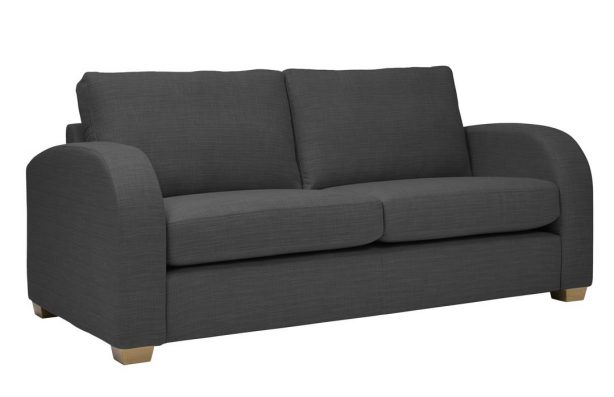 Mark Webster New York Sofa in Storm Grey at Just British Sofas 01932 506558 Image 2