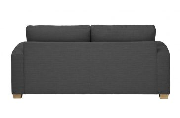 Mark Webster New York Sofa in Storm Grey at Just British Sofas 01932 506558 Image 3