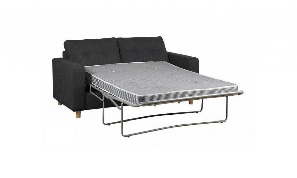Mark Webster Utah Sofa Bed in Open position