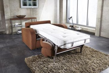 JAYBE CHAIR BED Retro Chair – Bed Undressed at Just British Sofas