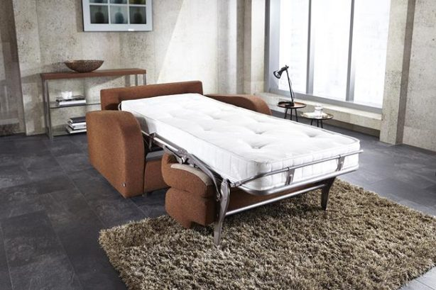 JAYBE CHAIR BED Retro Chair - Bed Undressed at Just British Sofas