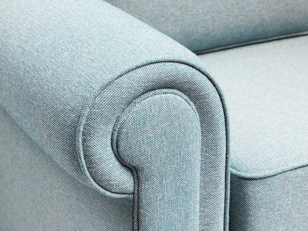 JAYBE SOFA BED Classic Pocket - Arm Detail at Just British Sofas the sofa bed experts