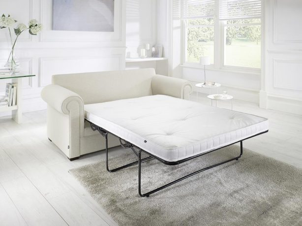 JAYBE SOFA BED Classic Pocket - Bed Undressed at Just British Sofas the sofa bed experts
