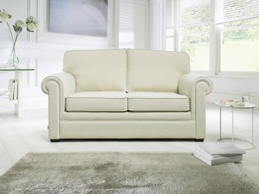 JAYBE SOFA BED Classic Pocket – Sofa Front On at Just British Sofas the sofa bed experts