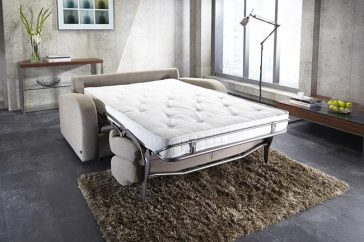 JAYBE SOFA BED Retro 2 Seater – Bed Undressed at Just British Sofas