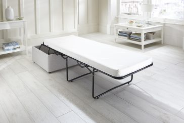 Footstool Airflow – Bed Undressed