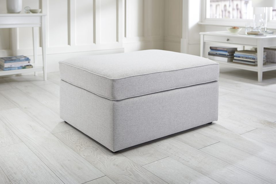 Footstool Airflow - Footstool from Angle
