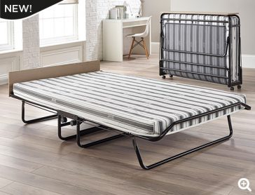 Supreme Airflow Fibre Small Double Folding Bed folded-preview