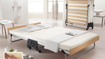 J-Bed® Memory Foam Small Double Folding Bed hero-preview