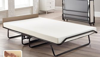 Supreme Memory Foam Small Double Folding Bed hero-preview