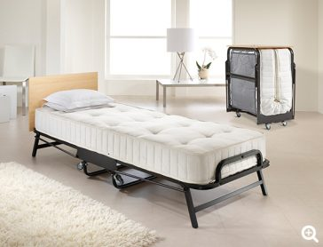 Crown Premier with Deep Spring Interior Mattress Single Folding Bed hero-preview
