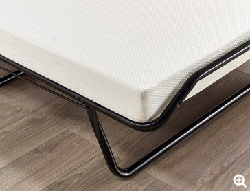 Supreme Memory Foam Small Double Folding Bed mattress-preview