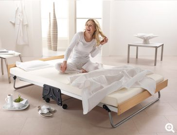 J-Bed® Memory Foam Small Double Folding Bed model-preview