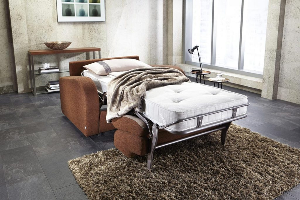 Jaybe Retro chair bed at Just British sofas Ltd 20