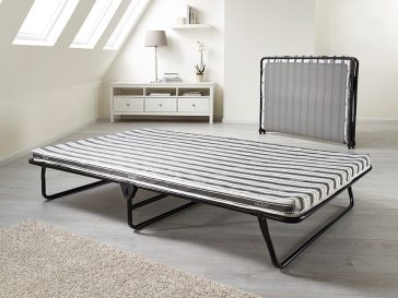 JAY-BE Value Airflow Fibre Small Double Folding Bed hero-fullsize