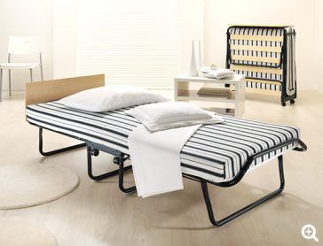 Jaybe Jubliee Airflow folding bed open