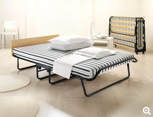Jubilee Airflow Fibre Double Folding Bed with Cover