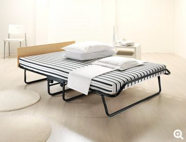 Jubilee Airflow Fibre Double Folding Bed with Cover open-preview