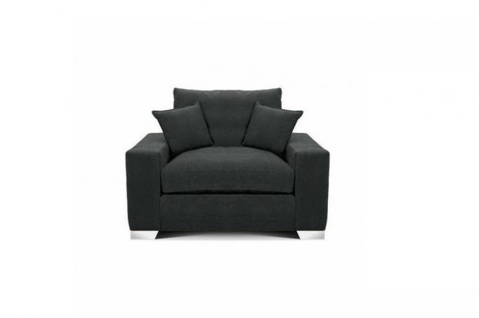 Chelsea Chair at Just British Sofas in Marinello Jet