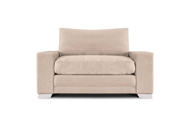 Chelsea Large Loveseat in Senna Marmore