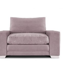 Chelsea Loveseat in Senna Grey Fabric 2018