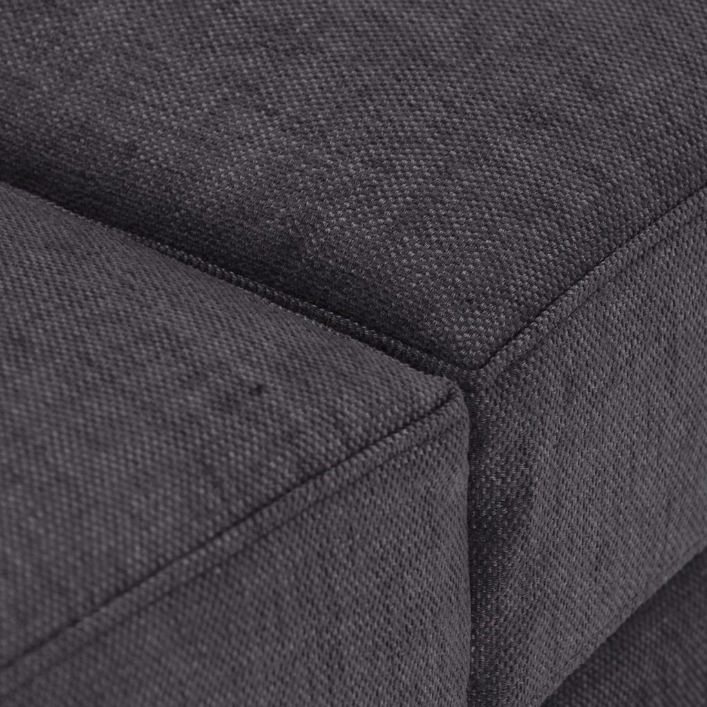 Sofa Bed | Special Offer | Charcoal Fabric