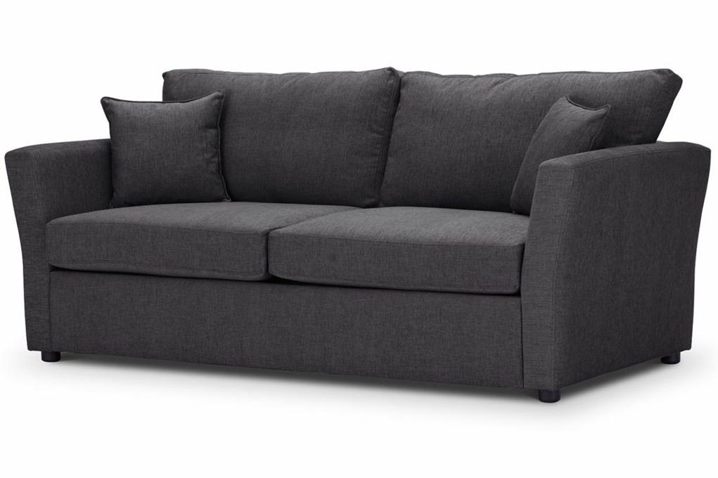 Just-British-Sofas-Sofa-bed-special-offer-British-Made-Medium-sofa-bed-Flared Arms -Colour-Charcoal -1