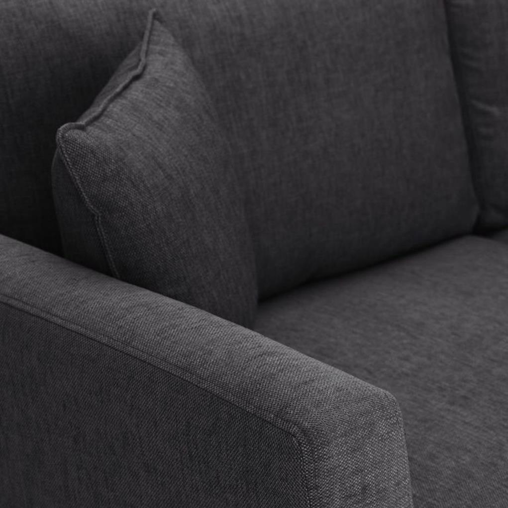 Just-British-Sofas-Sofa-bed-special-offer-British-Made-Medium-sofa-bed-Flared Arms -Colour-Charcoal -4