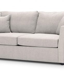 Just-British-Sofas-Sofa-bed-special-offer-British-Made-Medium-sofa-bed-Flared Arms -Colour-Cream-1