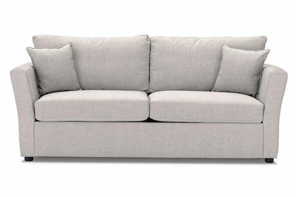 Just-British-Sofas-Sofa-bed-special-offer-British-Made-Medium-sofa-bed-Flared Arms -Colour-Cream-2