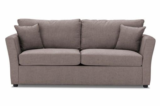 Just-British-Sofas-Sofa-bed-special-offer-British-Made-Medium-sofa-bed-Flared Arms -Colour-Mink -2