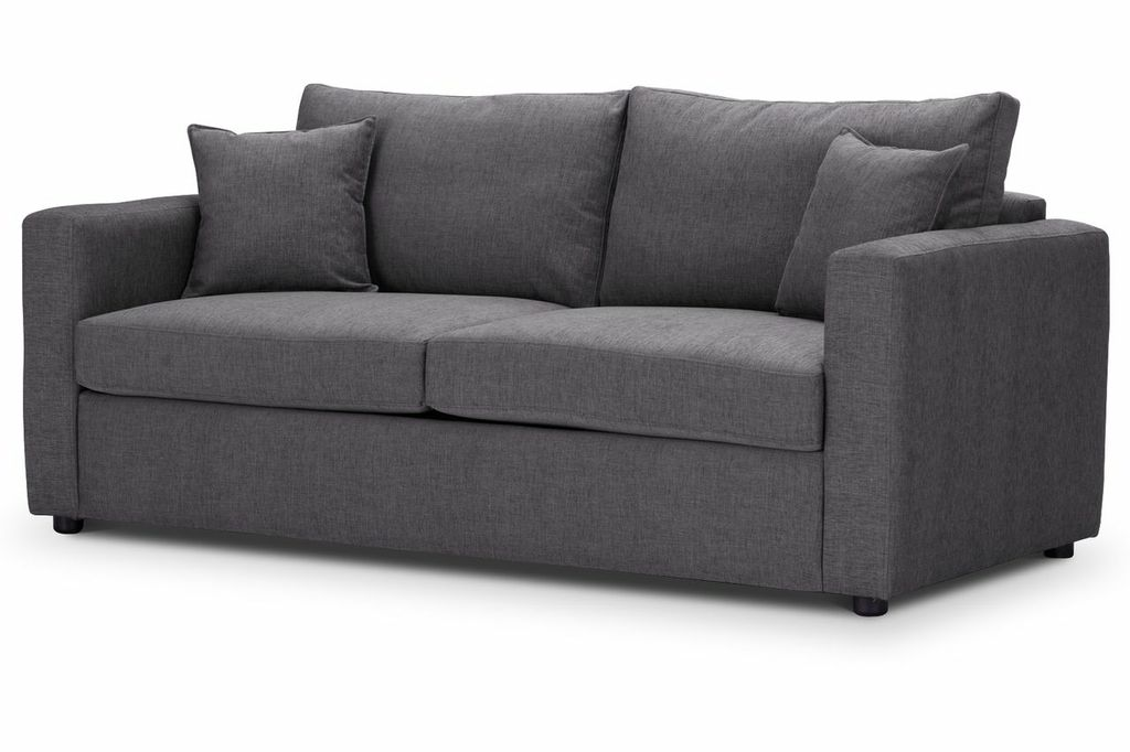 Just-British-Sofas-Sofa-bed-special-offer-British-Made-Medium-sofa-bed-Flared Arms -Colour-Steel -1