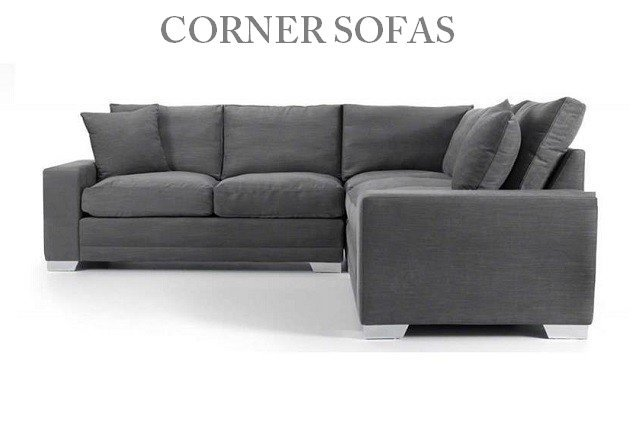 Corner Sofas at Just British Sofas