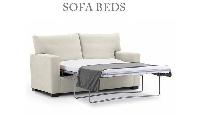 Sofa beds made in the UK by hand in the South Downs of England.