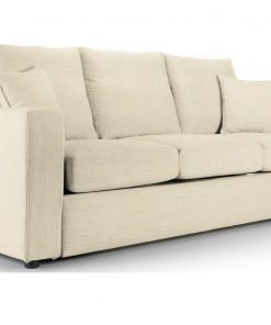 Camberwell Sofa Bed | British Made | 259cm White