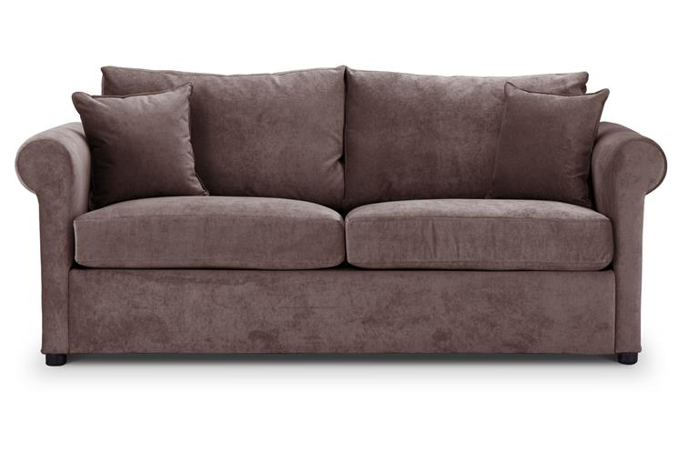 Sofa Beds with Rounded Arms 1
